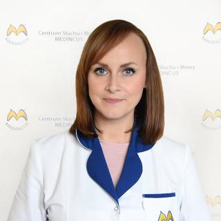 Sylwia Piotrowska Barszcz, Kajetany, Medincus