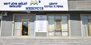 Szymkent, Medincus