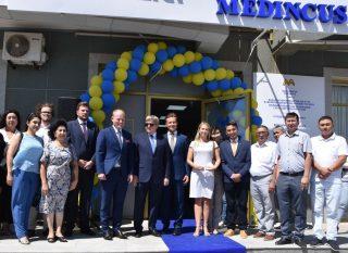 Szymkent Medincus otwarcie